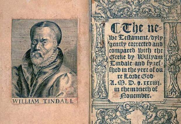 Уильям Тиндейл. \ Фото: livejournal.com.