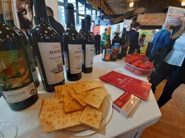 В Ялте открылась IX Специализированная Аграрная выставка «АгроЭкспоКрым» - Андрей Рюмшин