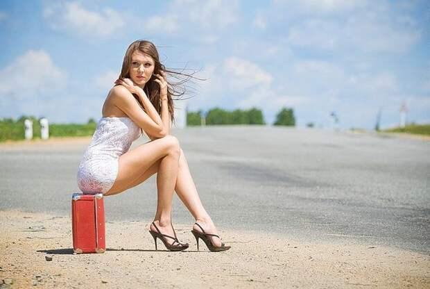 Как правильно путешествовать автостопом (13 фото)