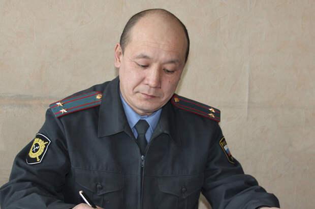 «Самый вежливый» полицейский Тувы заживо сжёг задержанного