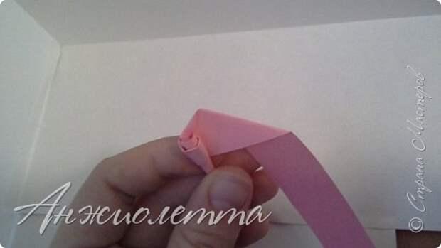 Интерьер Мастер-класс 8 марта Розочки из бумаги МК + дополнение Бумага Клей фото 7