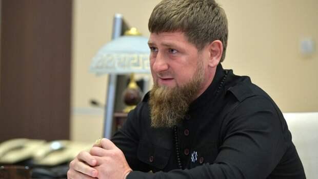 Рамзан Кадыров удивился, почему Алексей Навальный не назвал его заказчиком отравления