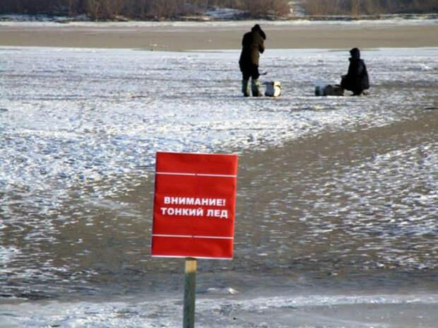 Как выбраться если вы провалились под лед