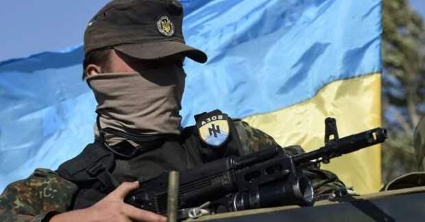 В Киеве разрушают «светлый образ» украинских карателей в Донбассе