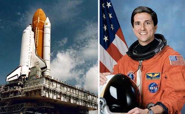 Астронавт NASA рассказал, какие минусы у полетов в космос и каково это — увидеть атмосферу сверху