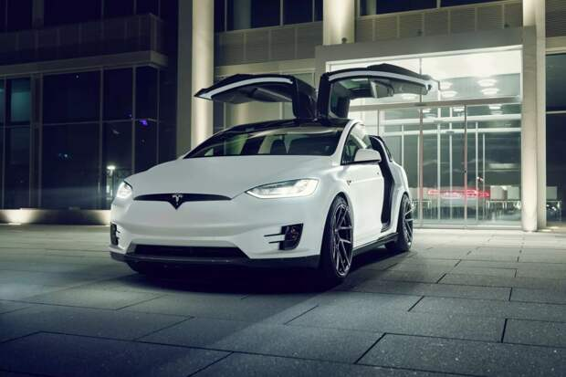 Кто являются основными конкурентами Tesla