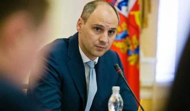 Оренбургский губернатор Денис Паслер рассказал о сотрудничестве с Казахстаном