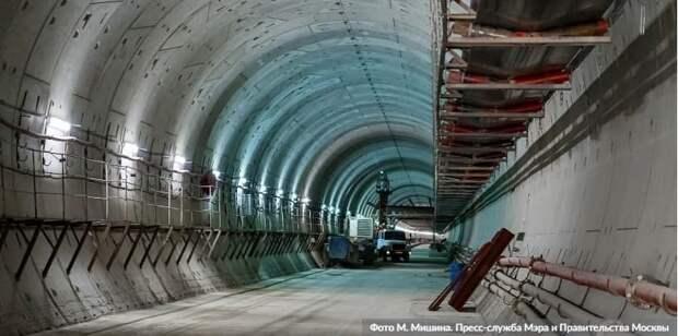 Собянин рассказал о планах развития ТПУ «Выхино» Фото: М. Мишин mos.ru