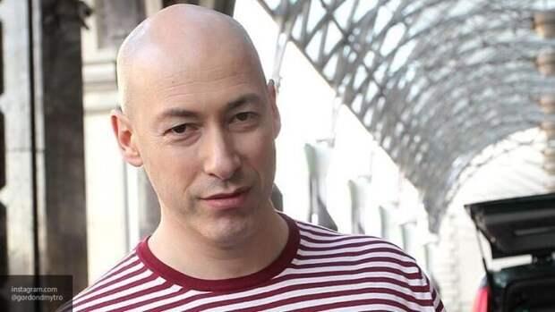 Гордон назвал Монтян своим «VIP-фанатом» и похвастался плодами своих нашумевших интервью