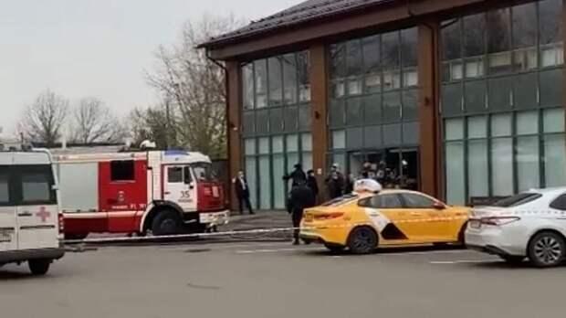 В «Яндекс.Такси» прокомментировали инцидент у офиса в Москве