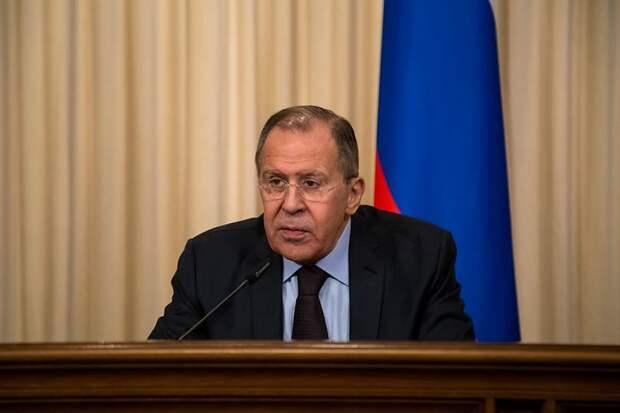 По заявлению Лаврова Турция подтвердила территориальную целостность Сирии