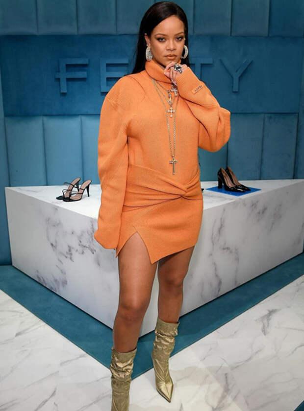 Бренд одежды Рианны Fenty прекратил свое существование
