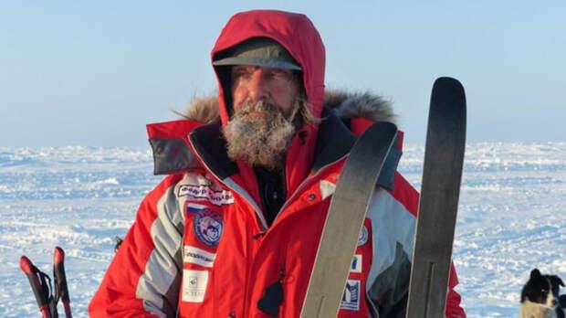 Конюхов отправится на Северный полюс на дрейфующей станции