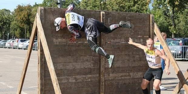 «Гонка героев»: спасатели приняли участие в соревнованиях