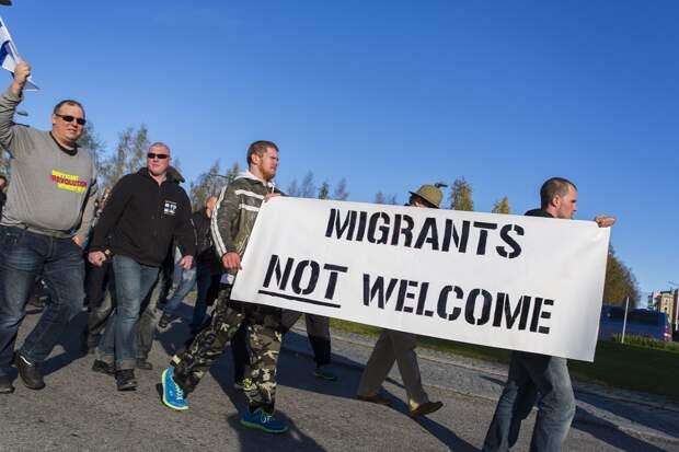 Конец «европейской сказки»: Шведы вооружаются для защиты от исламских мигрантов.