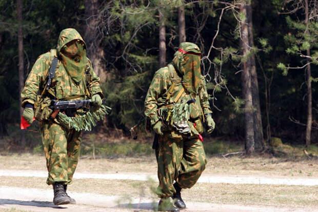 Подготовка российского спецназа ГРУ: реальная съемка