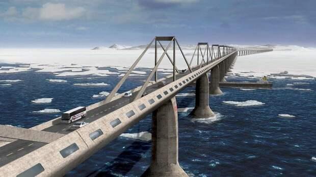 Проект моста на Сахалин отправлен на аудит в Главгосэкспертизу РФ