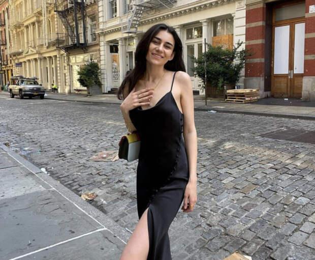 Такая красавица: дочь Пригожина покоряет Нью-Йорк