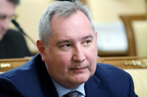 Рогозин предложил использовать для опреснения воды в Крыму технологии Роскосмоса