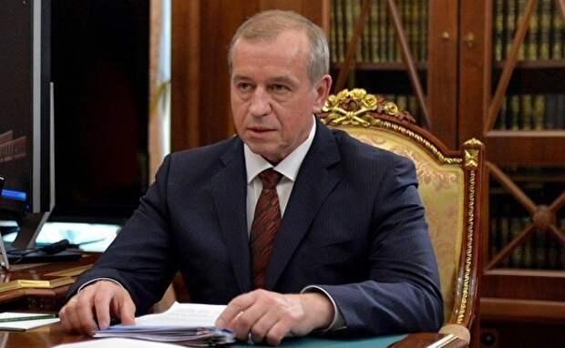 КПРФ в Иркутске потребовала отставки Путина после увольнения губернатора Левченко