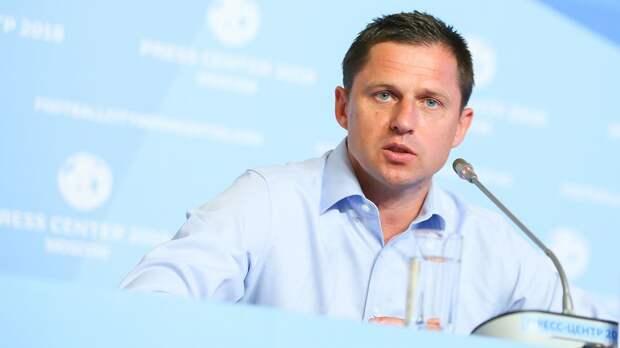 «Я никому не позволю издеваться над футболом». Семшов — о судьях, которых он в свое время назвал мразями