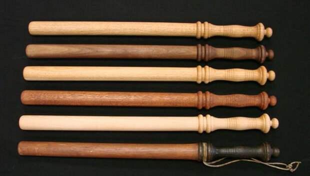 Дубинка — древнейшее оружие человека, широко используемое до сих пор