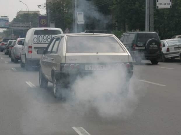 Регионам дадут право ограничивать движение автомобилей в зависимости от их экологического класса