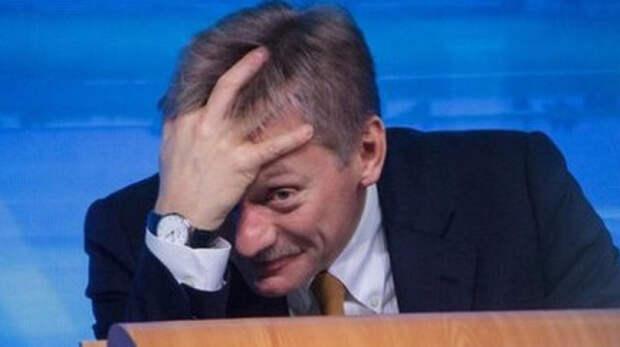 Песков удивился данным Росстата о том, что россиянам не хватает денег на  обувь