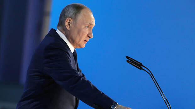 «Будет асимметричным, быстрым, жёстким»: Путин об ответе России потенциальным оппонентам
