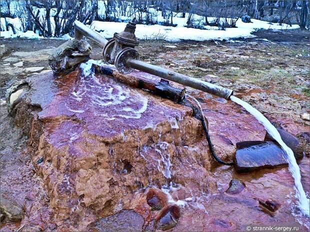 Баксанское ущелье Долина Нарзанов