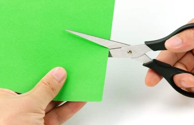 Чтобы проверить качество заточки, порежьте картон / Фото: storage.googleapis.com