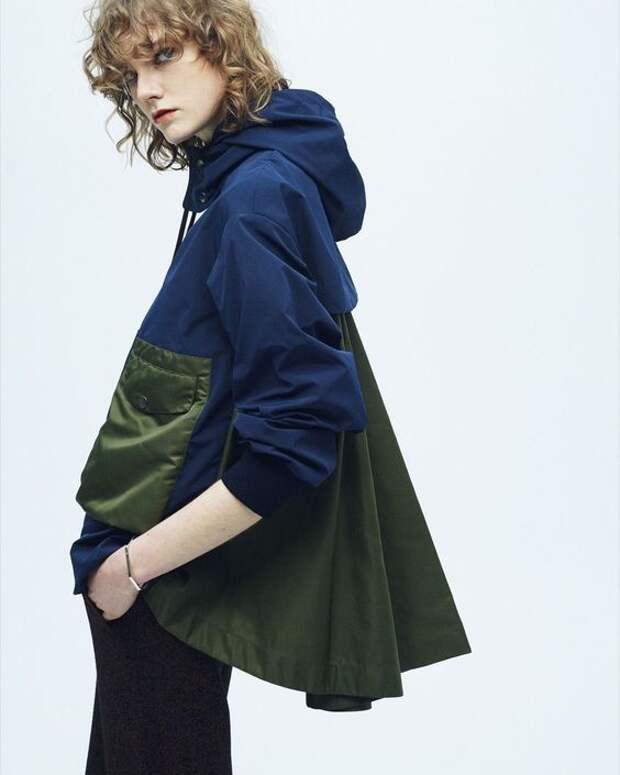 Куртка из худи