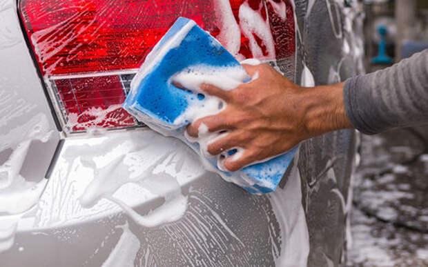 Почти четверть автовладельцев не моют машину зимой! Наш опрос