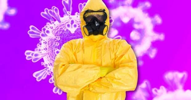 ⚡ Количество зараженных коронавирусом превысило 1 млн человек