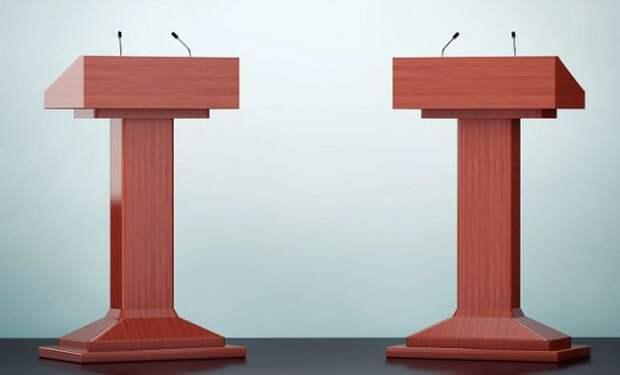 Дебаты кандидатов впрезиденты США отменены