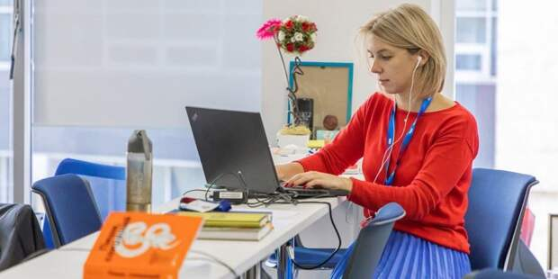 В Москве назвали самые популярные онлайн-услуги и сервисы для малого бизнеса. Фото: М. Мишин mos.ru