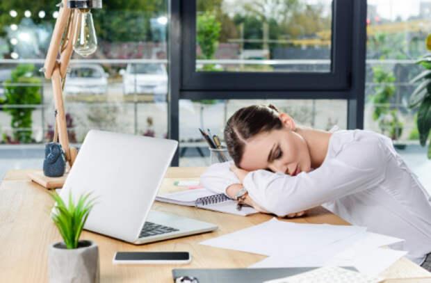 Найдено новое объяснение синдрому хронической усталости