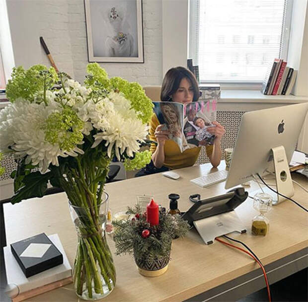 Ксения Соловьева назначена главным редактором журнала Vogue