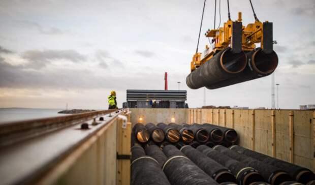 «Северный поток-2» можно будет строить доконца мая