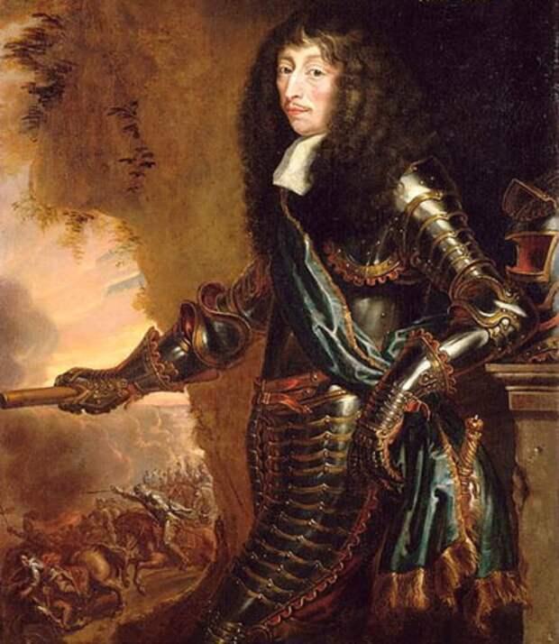 Людовик II де Бурбон, герцог Энгиенский.