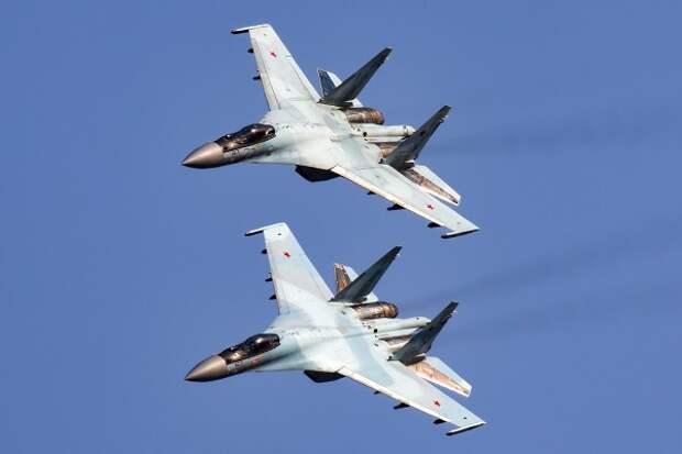 Российские истребители перехватили над Японским морем самолет-разведчик