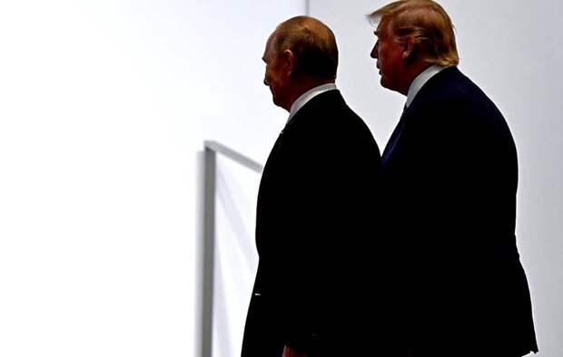 Коварный план Кремля: разнести Америку, чтобы спасти Трампа