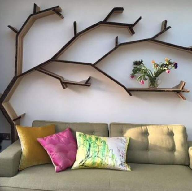 Необычные идеи дизайна полок для создания уюта и стиля в вашем доме