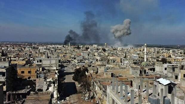 Появились новые доказательства поддержки американцами боевиков в Сирии сирия, сша, оружие