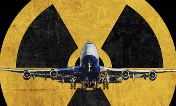 Какой уровень радиации в самолете