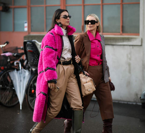 Розовый – самый модный цвет 2021 года. Как носить?