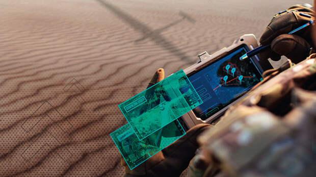 Пульт управления RQ-20 Puma