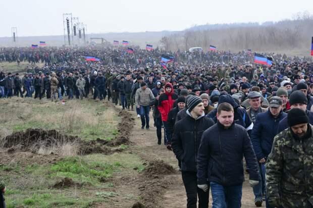 В Киеве подсчитали, какую пользу принесет интернирование граждан РФ из ЛДНР