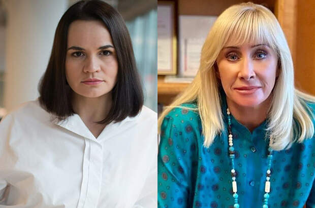 Оксана Пушкина, Юлия Цветкова и Светлана Тихановская вошли в список самых влиятельных женщин по версии BBC