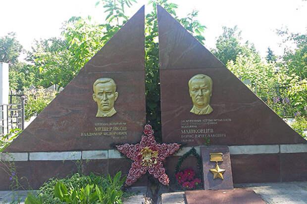 Машковцев похоронен в Казани на Арском кладбище